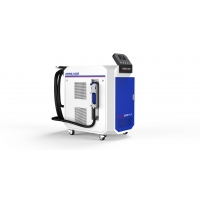 Cheap CE 200W Fiber Laser Rust Removal Machine Noncontact Cleaning for sale