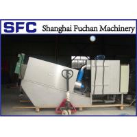 Cheap Gravity Sludge Thickening Equipment Silver Color For Waste Water Treatment for sale