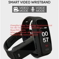 Cheap Wholesales 2018 The New High Quality Smart Video Wristband  Mini Spy Watch Camera DV  Made In China Factory for sale
