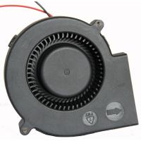 Buy cheap 97MM X 33MM dc vortex blower, 12V equipment exhaust centrifugal fan from wholesalers