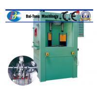 Cheap Turntable Type Wet Blasting Equipment One Gun Air Consumption 0.4 - 0.8Mbar for sale