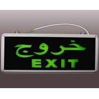 Cheap Led Emergency signs for sale