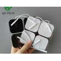 Cheap Sell well 50*50mm therapy muscle electrical stimulator adhesive massage electrode gel pads for sale