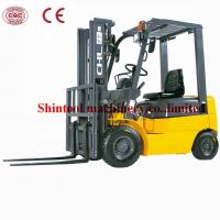 Cheap 1.0 Ton Gasoline Forklift With NISSAN K15 Engine With TCM Transmission for sale
