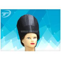 Cheap Eco - Friendly Disposable Mob Cap / Breathable Soft Paper Chef Hats for sale