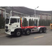 Cheap 30T Hork Arm Garbage Truck Collection Trash Compactor Truck Euro2 336hp 10 Tires for sale