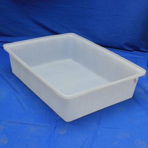 Cheap Square Plastic tub molded -50L for sale