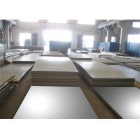 China 10MM Stainless Steel Metal Sheet , Polished Stainless Steel Plate 316 on sale