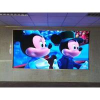 Cheap Small Pixel HD Led Video Wall TV Effect Slim Gap Adjustable Seamless Stitching for sale