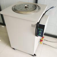 Cheap 20 L Industrial Heated Electric Heating Thermostatic Function of Water Bath in Laboratory with Controlled Circulation for sale