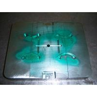 4 Cavity Plastic Injection Mold Making For Cover Console Bezel Housing Clip Holder Manufactures