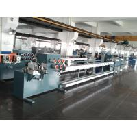 Cheap Full Automatic Plastic Strapping Machine , Pp Strapping Roll Making Machine for sale