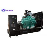 Buy cheap 50Hz Frequency Chinese Cummins Diesel Generator With Open Type Diesel Generator Use for Buildings from wholesalers
