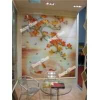 Cheap Decorative Glass Partition Wall for sale
