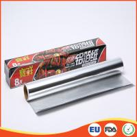 Quality Household Aluminium Foil Roll Paper Food Grade For Cooking / Baking SGS Standard wholesale