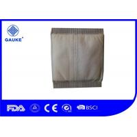 Cheap Disposable Soft Wound Care Dressings White Cotton Abd Pads For Personal Care for sale