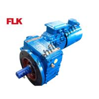 Cheap F series parallel shaft helical geared motors F37-F157 for sale