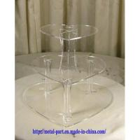 Cheap Heart-Shaped Cake Stand (CS-A-0015) for sale