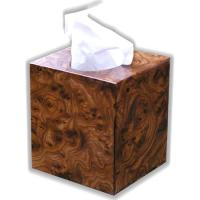 Cheap wall mounted tissue box holder L841-2 for sale
