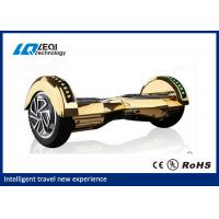 Big Tyre 8 Inch Wheel Hoverboard , Fashion Smart Balance Wheel With Bluetooth