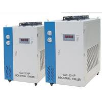 Cheap Light Weight Industrial Air Chiller Unit Equipped With Reverse Phase Lack Protection for sale