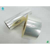 Cheap Tobacco Package Film BOPP Film Roll Super Clear 350mm Long Cases Size for sale