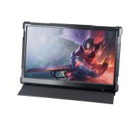 Cheap 100 SRGB FHD PS4 Portable Monitor With Accurate Color Reproduction Customized Size for sale
