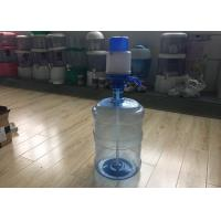 Cheap Plastic Manual Drinking Water Hand Pump 5 Gallon Water Dispenser Pump No Toxic for sale