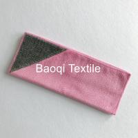 """Buy cheap Rose color size 12""""100% poly house cleaning cloth, tea towels dry water kitchen from wholesalers"""