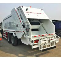 Cheap 20m3 FAW Compressed garbage truck, China Compactor garbage truck for sale