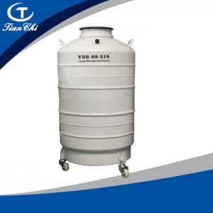 Cheap Tianchi Liquid nitrogen biological container 60BL210mm Liquid nitrogen tank YDS-60B-210 Cryogenic vessel 60L for sale