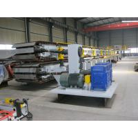 Cheap Mitsubishi PLC Sandwich Panel Production Line / PU Sandwich Panel Machine for sale
