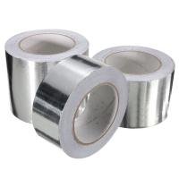 Cheap Aluminum Foil Electrically Conductive Tape Paper With Fireproof & Waterproof Used For Air Conditioner for sale