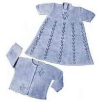 China Confortable kids short sleeves cartoon  cool knitting patterns for baby clothing on sale