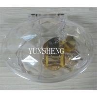 Cheap Clear Oval Music Box Jewelry Box for Woman(LP26) for sale