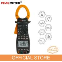 Cheap Three Phase Digital Power Clamp Meter With T - RMS Measurement RS232 Certification for sale