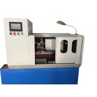 Cheap Automatic grooving machine cut small slots for sinter piston from 20mm to 45mm for sale