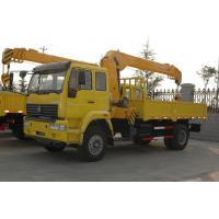 Cheap 12 tons XCMG crane truck Sinotruk howo 6x4 truck mounted crane for sale for sale