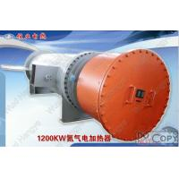 Cheap Stainless Steel Industrial Electric Heater Customized Working Pressure for sale