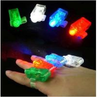 Cheap Promotional Flashing LED Finger Light for sale
