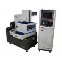 Cheap PANASONIC Converter CNC Wire Cut EDM Machine Big Processing And Storage Capacity for sale