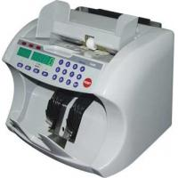 China Front Loading Electronic Banknote Value Counter Machine With LCD For Supermarkets on sale
