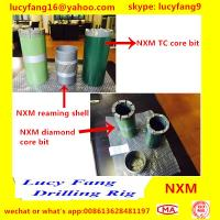 Cheap China made hot good quality NXM Diamond Reaming shell and TC Core bit for sale