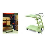 Cheap Rolling Order Picker / Movable Order Picker / Portable Order PickerTWL15A Skid Proof Step for sale