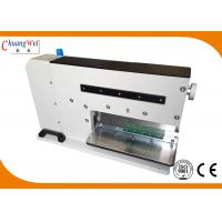 China Cutting 270 mm Strict standard printed circuit board machine CWVC-2 on sale