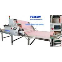Cheap Automatic Spreading Machine for Knit and Woven FX-Y6 for sale