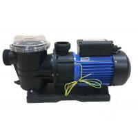 Cheap Single Phrase 0.75HP Swimming Pool Pumps 275 L/Min Qmax With High Strength Housing for sale