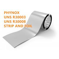 Cheap Cobalt Alloy Phynox Special Alloys For Medical UNS R30003 / R30008 Austenitic Cobalt Based Alloy for sale