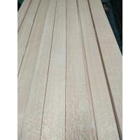 China Red Oak Natural Wood Veneer with Flake at very Cheap Price !!!! on sale