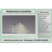 Cheap Steroid Raw Powder Methenolone Enanthate / Primo E For Steroid Cycle CAS 303-42-4 for sale